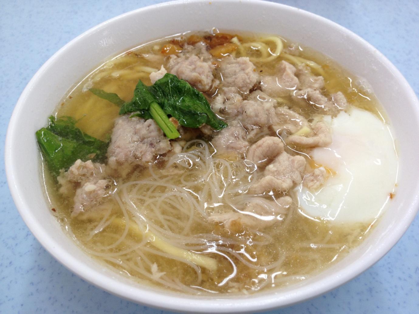 Pork noodle 1