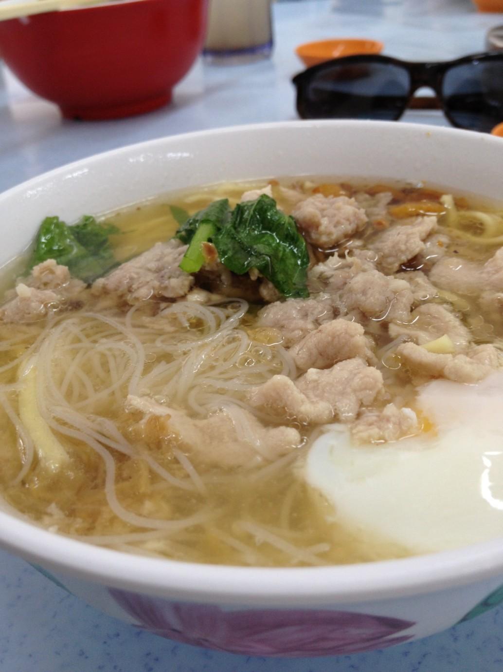Pork noodle 2