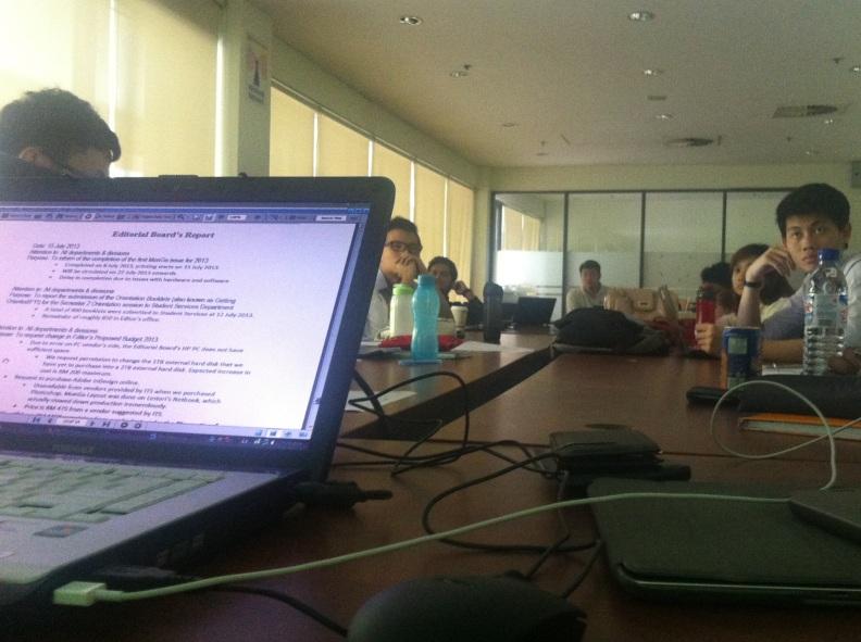 5th MSC meeting