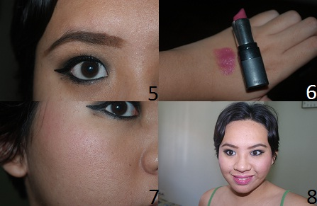 Black Smokey Eye 5-8