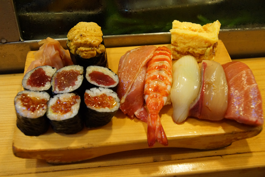 Authentic Japanese Sushi!