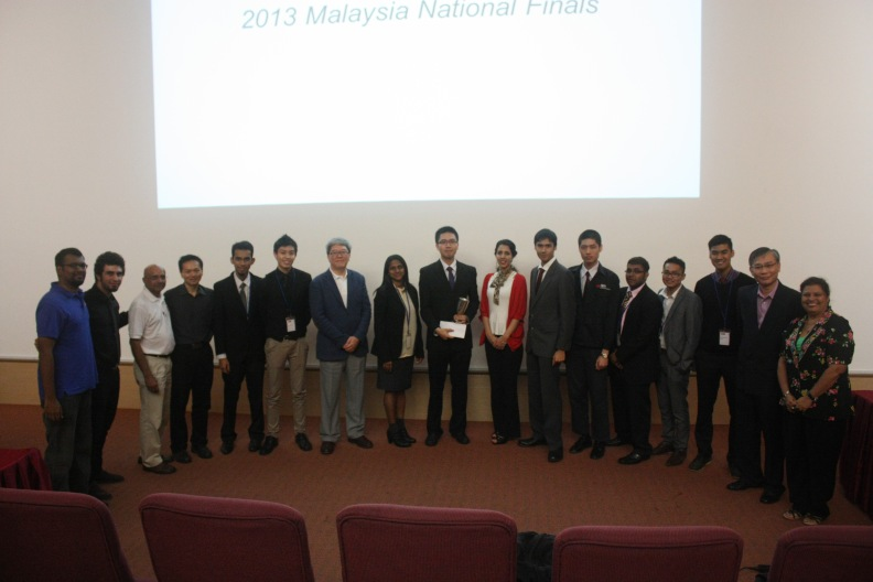 Winners, Participants and Judges
