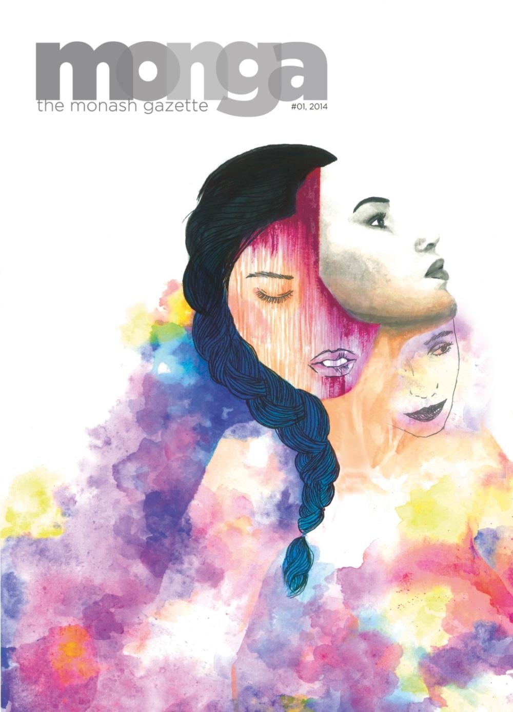 Monga - Humans of Monash
