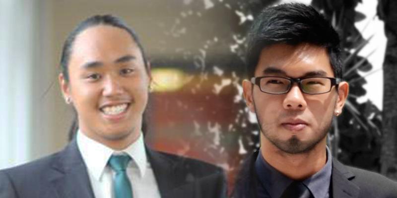 Candidates: Lance Leo Tan & Keith See Thoo