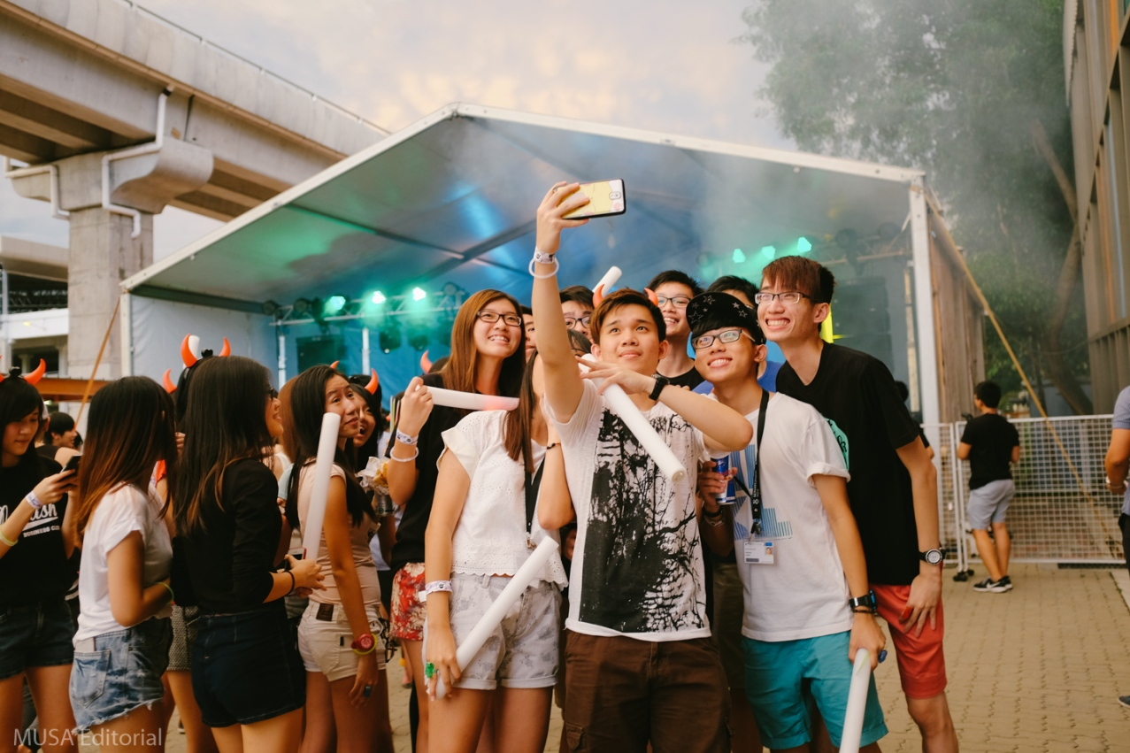 Monash Music Festival 2015 | Taken by Jonathan | MUSA Editorial