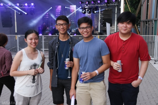 Monash Music Festival 2015 | MUSA Editorial Board | www.the-mondo.com