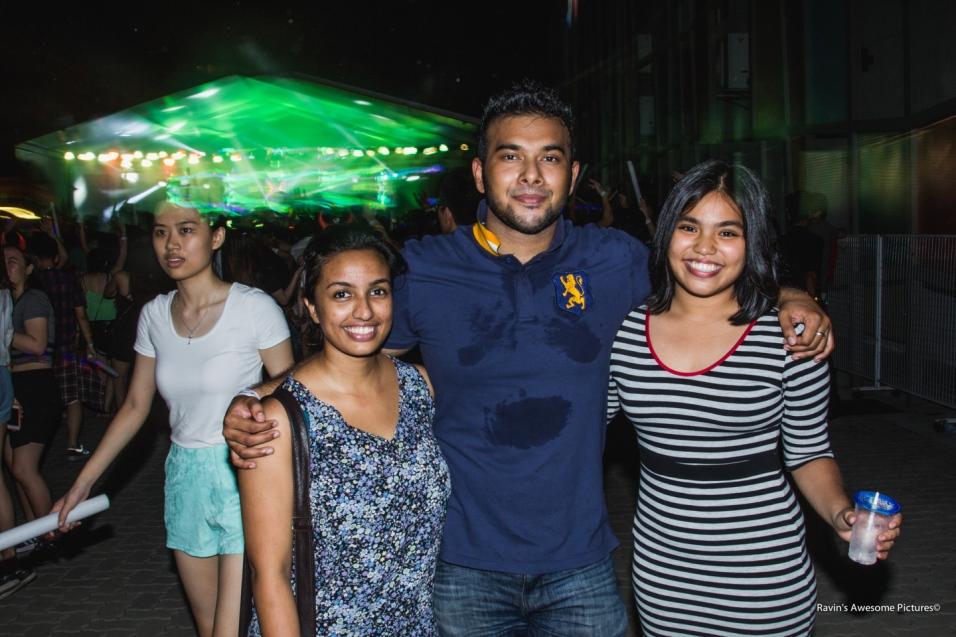 Monash Music Festival 2015   Photo taken by Ravin