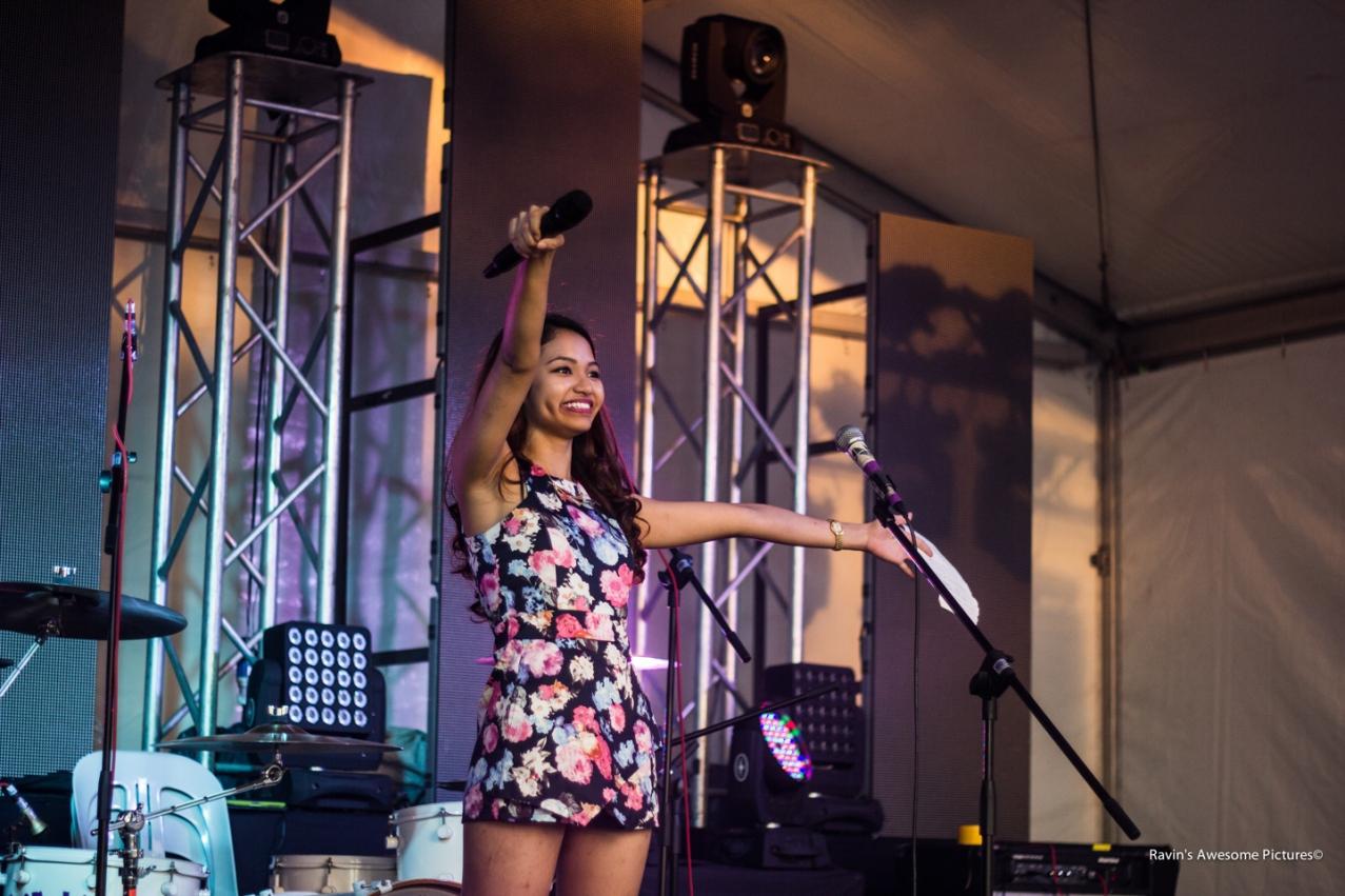 Monash Music Festival 2015 | Photo taken by Ravin