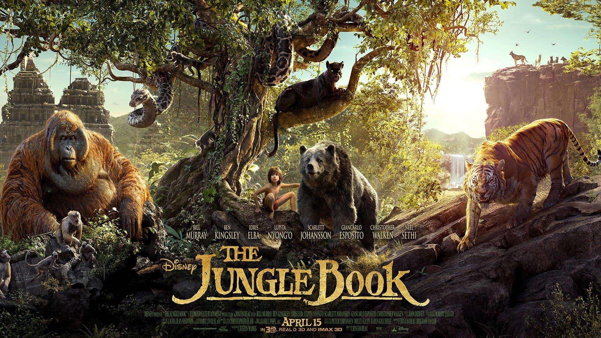 The Jungle Book (landscape)