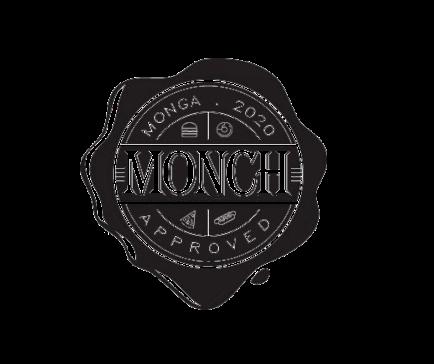 Monch Stamp
